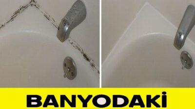 Banyodaki Küften Kurtulmak Artık Çok Kolay