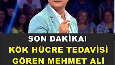 ZOR GÜNLER GEÇİREN M.ALİ ERBİL'DEN HABER VAR