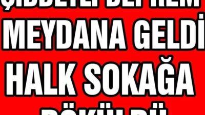 Son dakika! İzmir'de deprem: Birçok ilde hissedildi