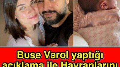 Buse Varol yaptığı açıklama ile Hayranlarını şaşkına çevirdi!