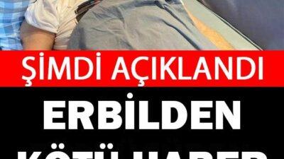 ERBİLDEN HABER GELDİ